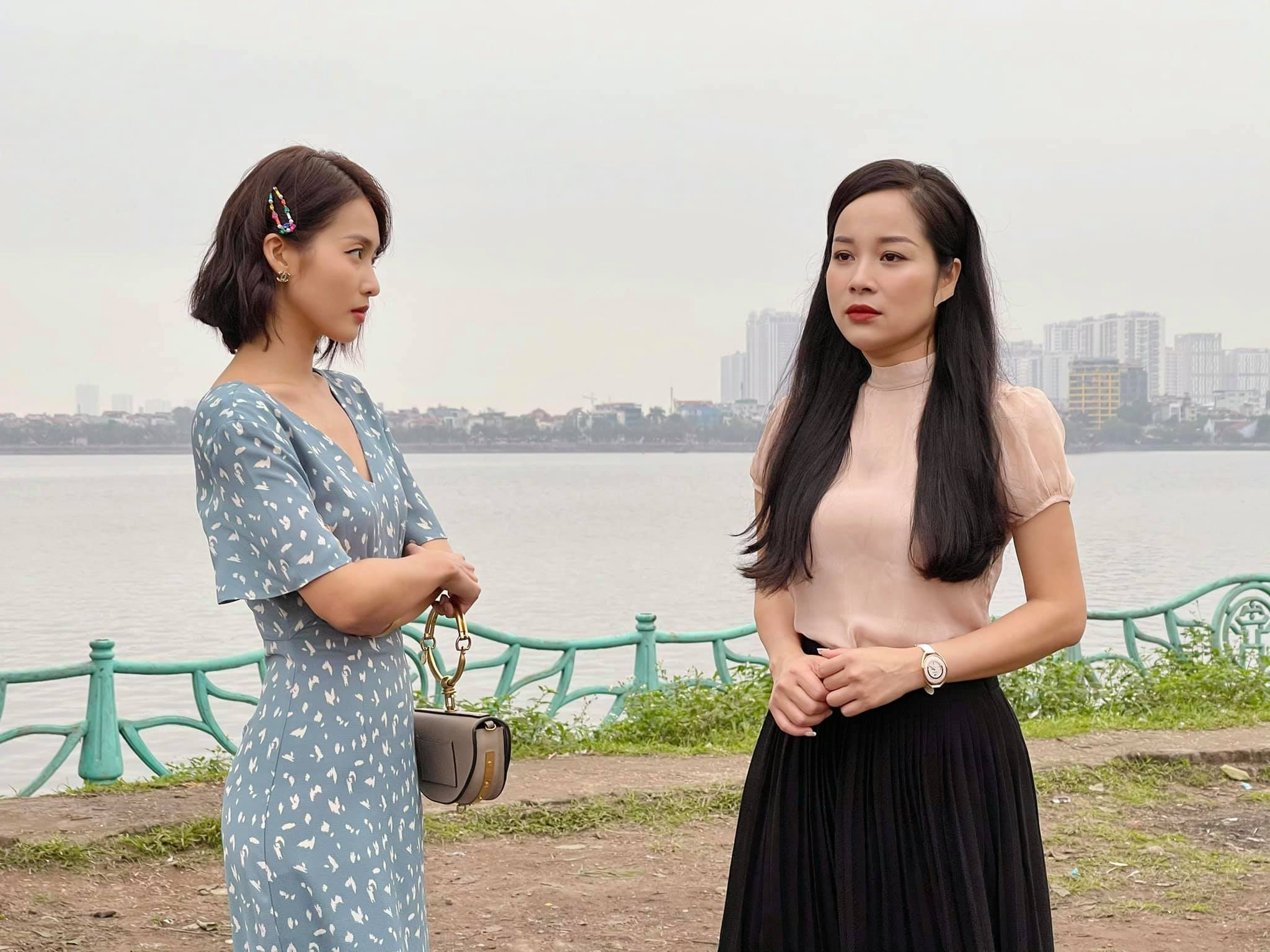 15 năm Nhật ký Vàng Anh, Minh Hương từ con hóa bạn gái NSND Mạnh Cường - 6