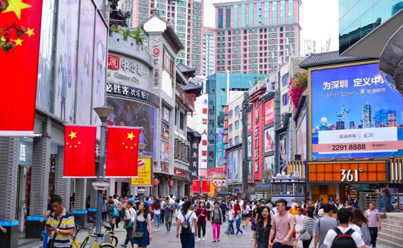 Hàng xóm làm khu miễn thuế, thiên đường mua sắm Hồng Kông bị đe dọa - 1