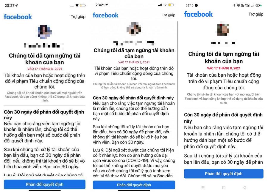 Đăng ảnh nhạy cảm của con cái, cha mẹ có bị Facebook khóa nick? - 1