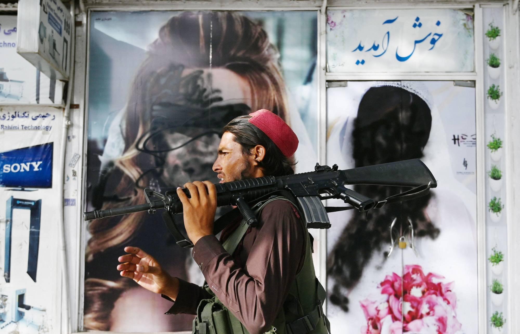 Kho báu nghìn tỷ USD khổng lồ trong tay Taliban - 1
