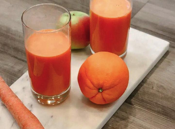 10 loại nước quả tự làm tại nhà giúp tăng cường sức đề kháng - 2