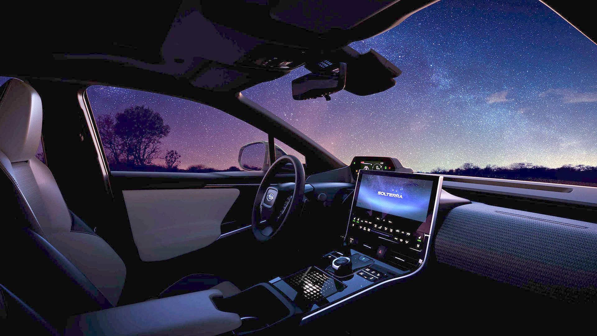 Subaru Solterra chuẩn bị gia nhập thị trường xe điện - 5