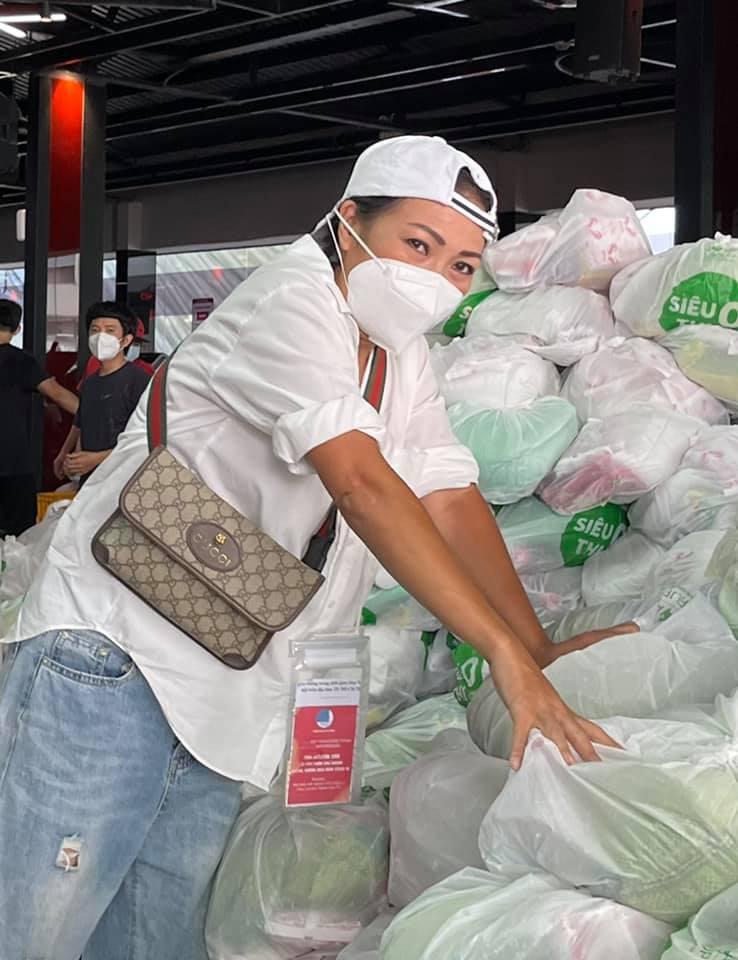 Bị hỏi sao kê từ thiện, Phương Thanh: Tôi sao kê luôn sinh mạng của tôi - 3