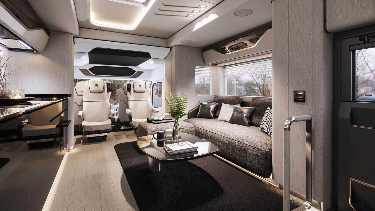Chiêm ngưỡng Dembell Motorhome: Biệt thự di động trị giá 2 triệu Euro - 2