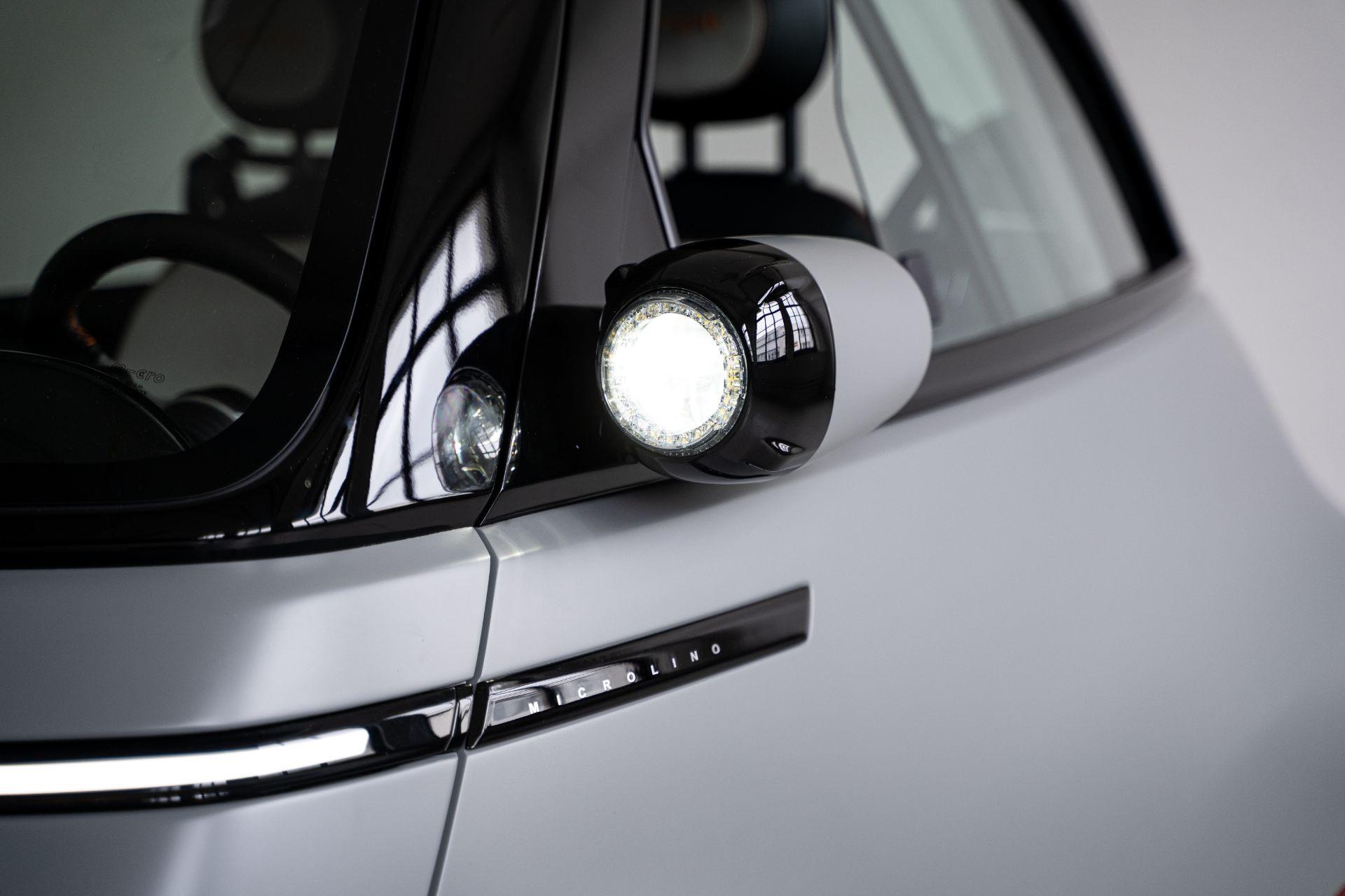 Xe điện tí hon Microlino 2.0 tái sinh huyền thoại BMW Isetta - 8