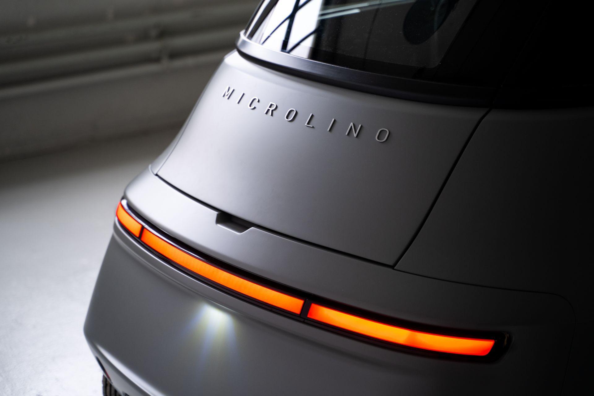 Xe điện tí hon Microlino 2.0 tái sinh huyền thoại BMW Isetta - 9