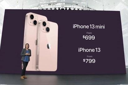 Giá bán là vũ khí mạnh nhất của iPhone 13 - 2
