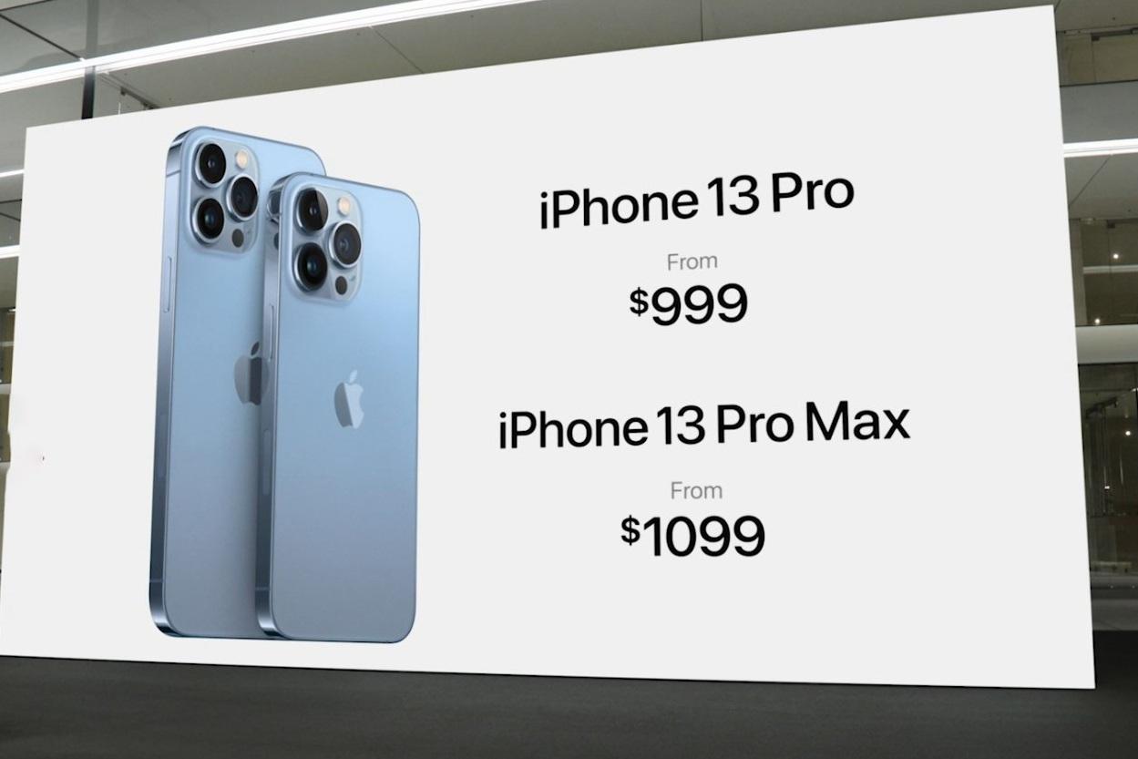Giá bán là vũ khí mạnh nhất của iPhone 13 - 1