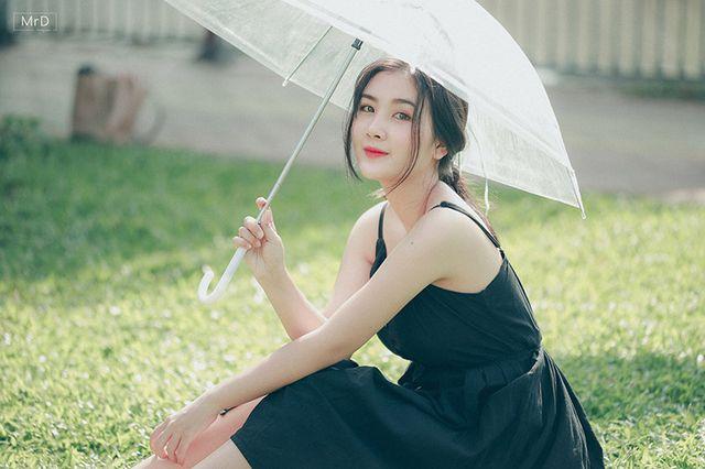 Nữ sinh ĐH Sài Gòn sở hữu nhan sắc khả ái đốn tim dân mạng - 6
