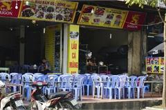 Hà Nội: Quán nhậu đìu hiu vắng khách, thất thu sau Nghị định 100