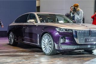 """Ô tô nội địa Trung Quốc Hongqi H9 có gì để """"thách đấu"""" bộ 3 xe sang Đức?"""