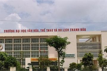 Mức điểm cao nhất vào Trường Đại học VH-TT&DL Thanh Hóa là 18,5 điểm