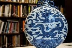 Bình sứ từ thế kỷ 18 được trả giá 103 tỷ đồng