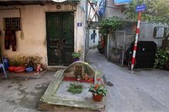 Phố nghĩa địa 'độc nhất vô nhị' ở Hà Nội