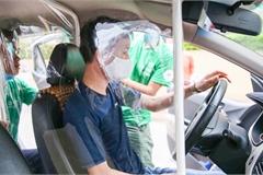 'Chiêu độc' của cánh lái xe taxi trong thời dịch Covid-19