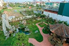 Lạc bước vào những khu vườn đắt giá như vàng ròng của các đại gia Việt