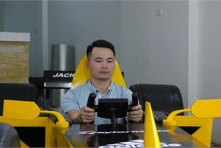 Thanh niên Hà Nội tự làm xe đua giá 50 triệu trong 2 tuần cách ly