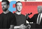 Facebook, Twitter, Instagram đồng loạt gỡ video vận động tranh cử của Trump