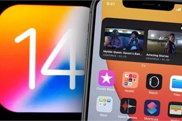 """Những tính năng iOS 14 """"vay mượn"""" từ Android"""