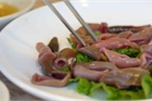 Những món ăn... dễ tử vong ở Hàn Quốc