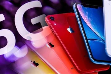 iPhone 5G vẫn sẽ chưa ra mắt trong năm nay
