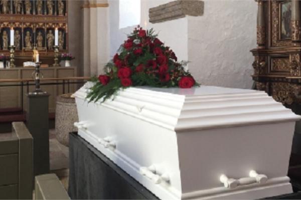 Cụ bà 'sống lại' hai lần trong đám tang của chính mình
