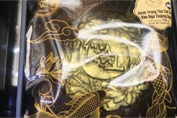 Bánh trung thu dát vàng 5 triệu đồng/hộp, hàng Trung Quốc 50.000 đồng/kg