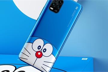 Xiaomi ra mắt chiếc smartphone đặc biệt kỷ niệm 50 năm chú mèo máy Doraemon