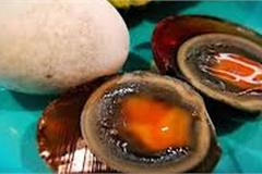 Món 'trứng thế kỷ' 1.000 năm ở Trung Quốc