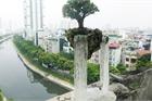 Bất ngờ với những 'hòn đảo bay', tiểu cảnh bay lần đầu xuất hiện ở Hà Nội