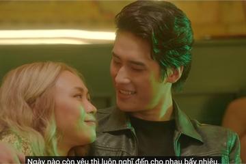 """Nam chính trong MV mới của Mỹ Tâm là """"hot boy bóng chuyền"""" cao 1m95"""