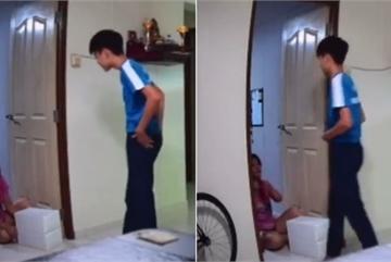 Thiếu niên đăng video đánh mẹ lên TikTok khiến dân mạng phẫn nộ