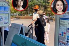Hình ảnh hiếm hoi của gia đình Kim Tae Hee và Bi Rain