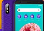 Yahoo! bất ngờ ra mắt smartphone giá rẻ với màu tím quen thuộc