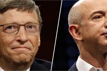 Bill Gates, Jeff Bezos nói gì trước chiến thắng của Joe Biden?