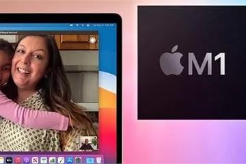 Apple trình làng MacBook Air, MacBook Pro và Mac mini sử dụng chip M1