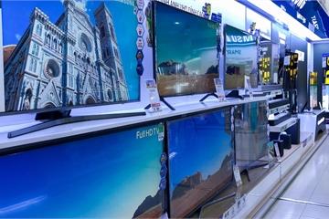 """""""Miếng bánh"""" thị trường TV tại Việt Nam đang thuộc về ai?"""