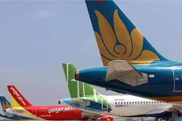 """Tiết lộ số tiền """"khủng"""" thuê máy bay của các hãng hàng không Việt"""