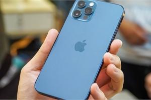 iPhone 12 Pro hàng cũ bắt đầu xuất hiện, giá chênh lệch máy mới không nhiều
