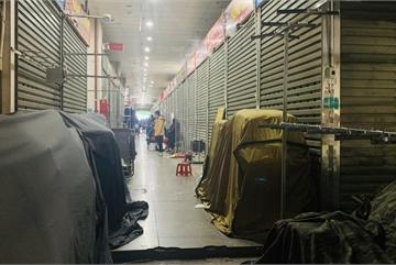 Lạ 'chưa từng thấy': Tiểu thương chợ Ninh Hiệp đồng loạt 'đóng cửa' áp Tết