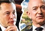 Vượt mặt Jeff Bezos, Elon Musk trở thành người giàu nhất thế giới