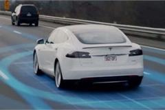 """Ô tô điện Tesla phát hiện """"người vô hình"""" ở nghĩa trang, chủ xe hốt hoảng"""