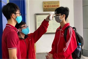 Khi nào sinh viên ĐH Quốc gia và Bách khoa Hà Nội có thể trở lại trường?