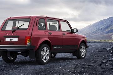 """Xe Lada vẫn là """"chiến binh bất bại"""" ở Nga"""