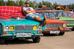 Vì sao nhiều người Nga vẫn mê xe Lada?