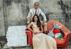 Bộ ảnh cưới của cặp vợ chồng vô gia cư gây sốt