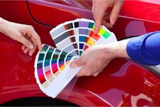Thủ tục đổi màu sơn ô tô không quá phức tạp, đừng để bị phạt