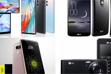 Điểm lại những mẫu điện thoại đáng chú ý giúp tạo nên tên tuổi của LG