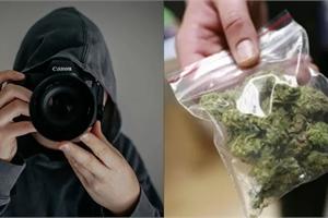 """Nhóm Youtuber """"giăng bẫy"""" tội phạm bán ma túy để quay video câu view"""