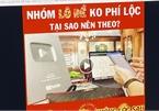 Quảng cáo lô đề tràn lan trên Facebook